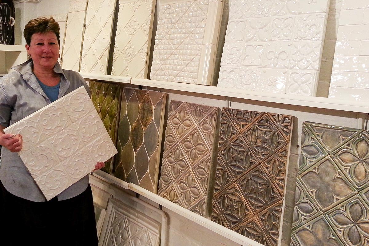 Black Rock Studio Toronto tile shop