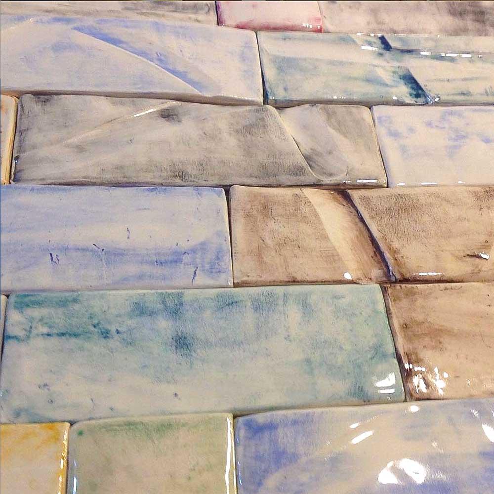 handmade field tile