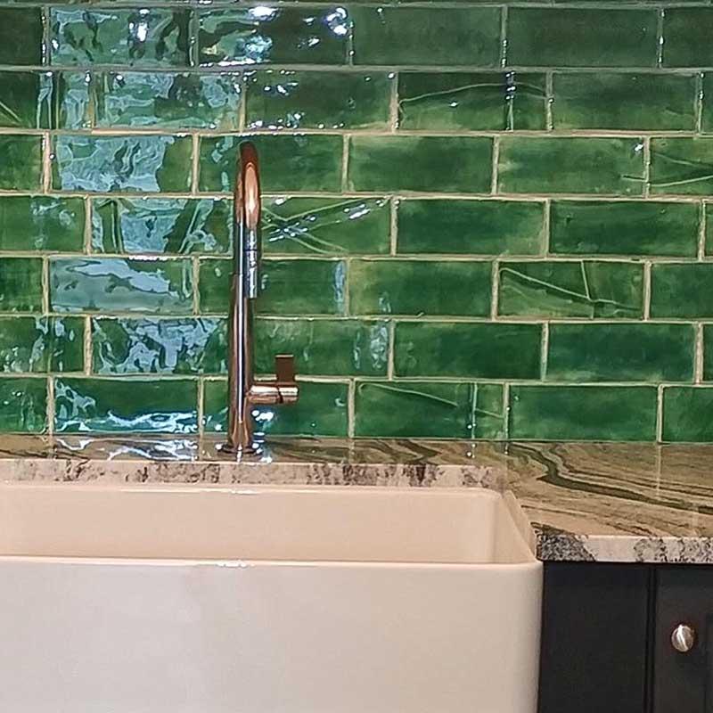 3x8-Subway-tile-bathroom-emerald-green