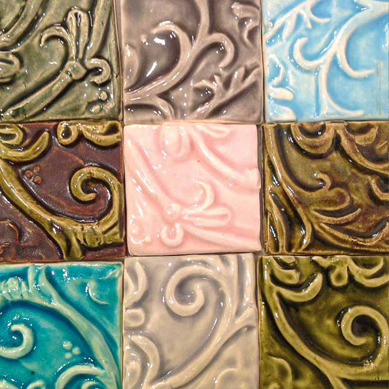 Bantry 1 decorative handmade tile accent