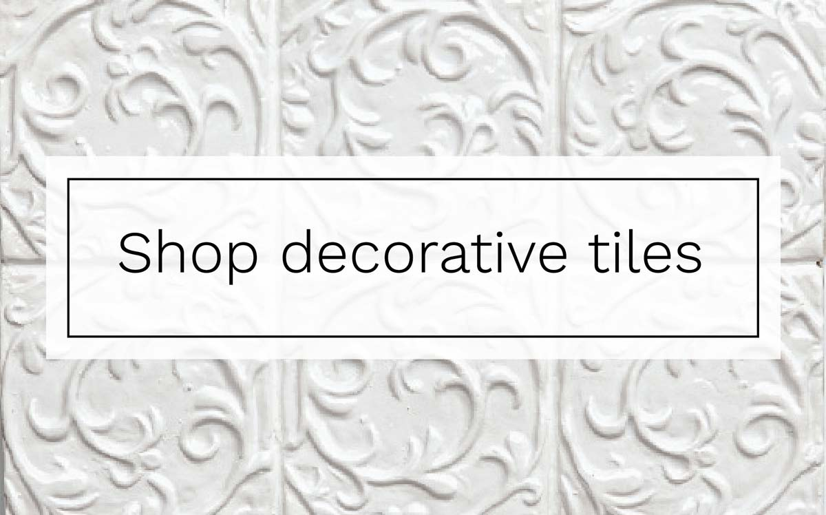 Shop decorative tiles