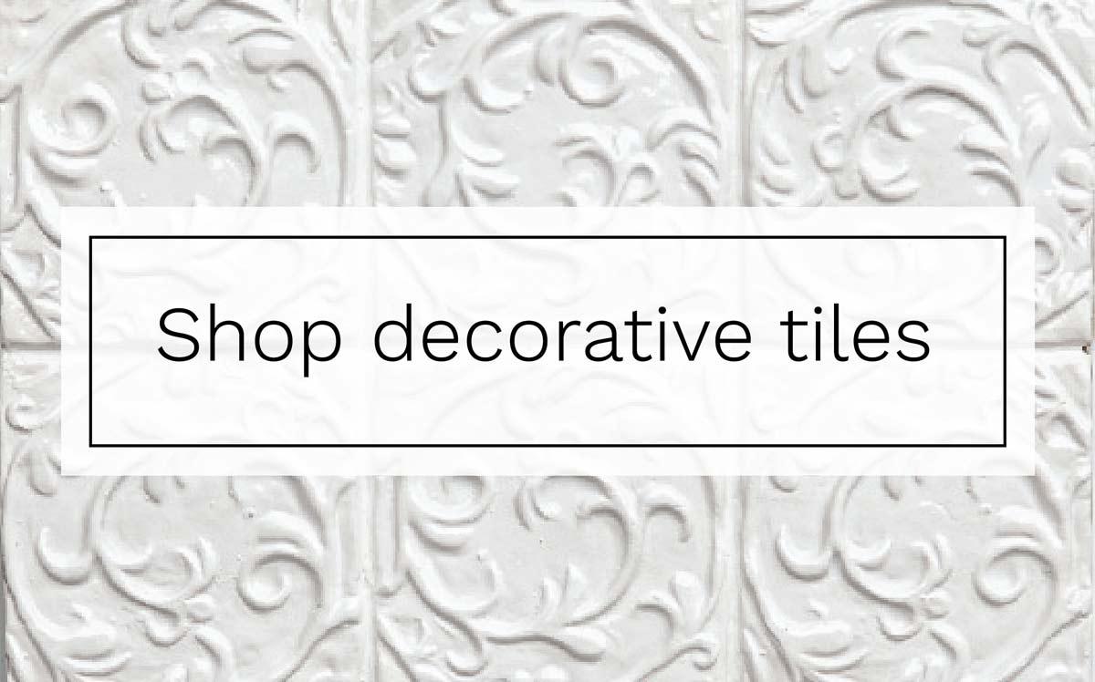 Shop decorative tiles