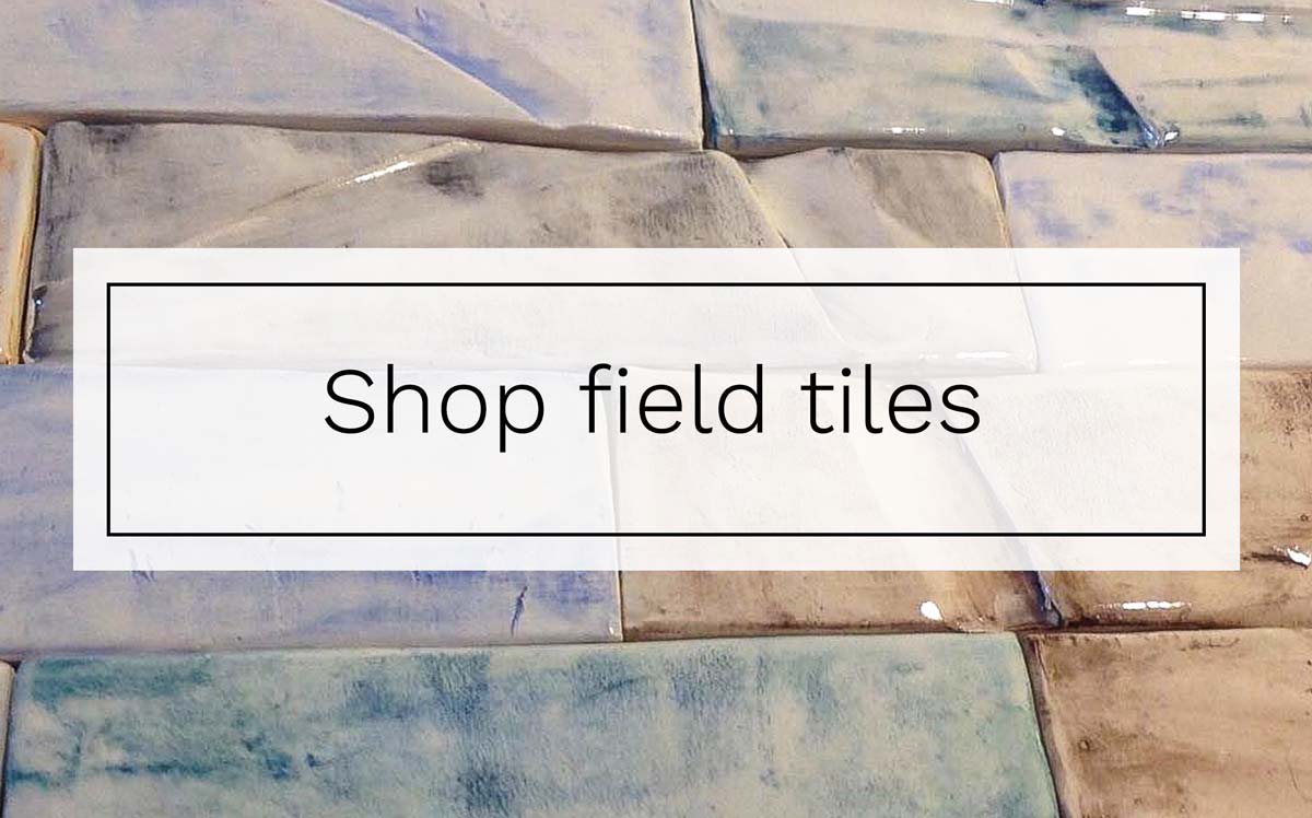 Shop handmade field tiles