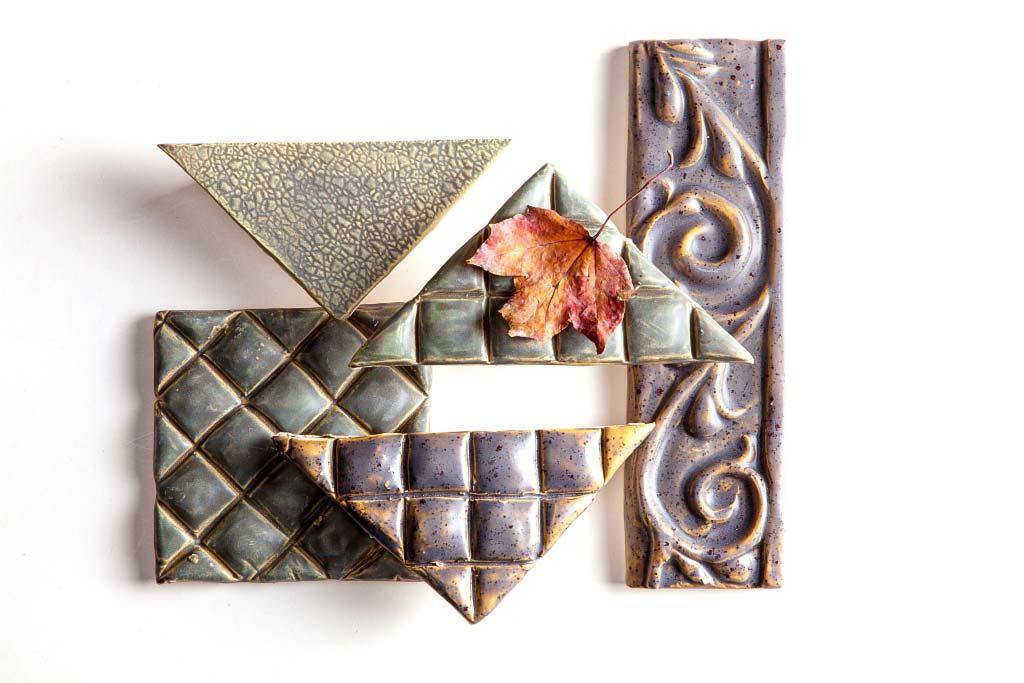 Stoneware Glaze Tiles