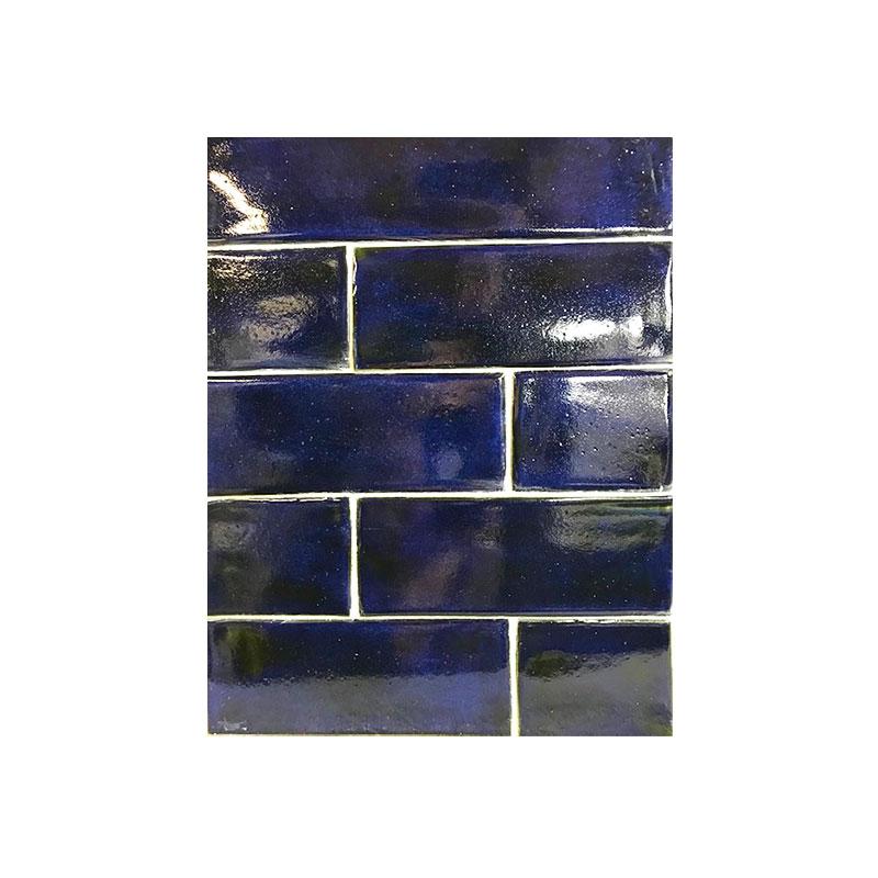 Subway 3 x 8 Sapphire Blue Glaze